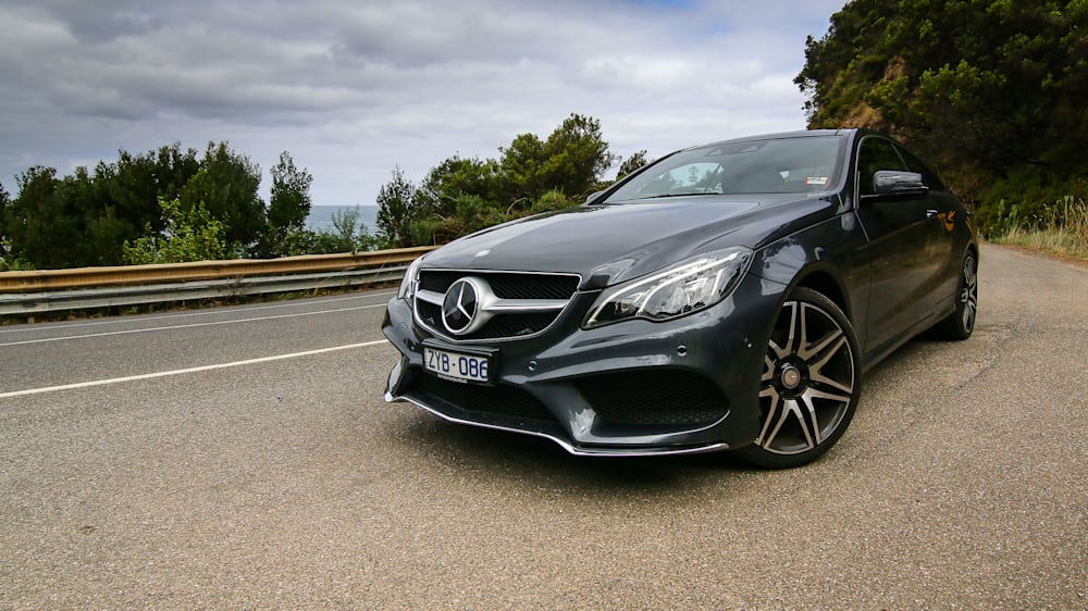 2014 Mercedes-Benz E250 BlueTec review - Roadshow