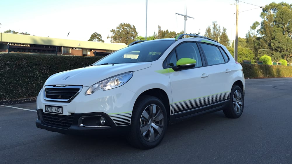 Review - 2015 Peugeot 2008 Review & Road Test | CarShowroom.com.au