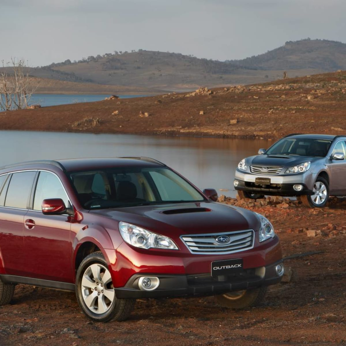 2012 Subaru Outback upgraded, Forester X limited edition on