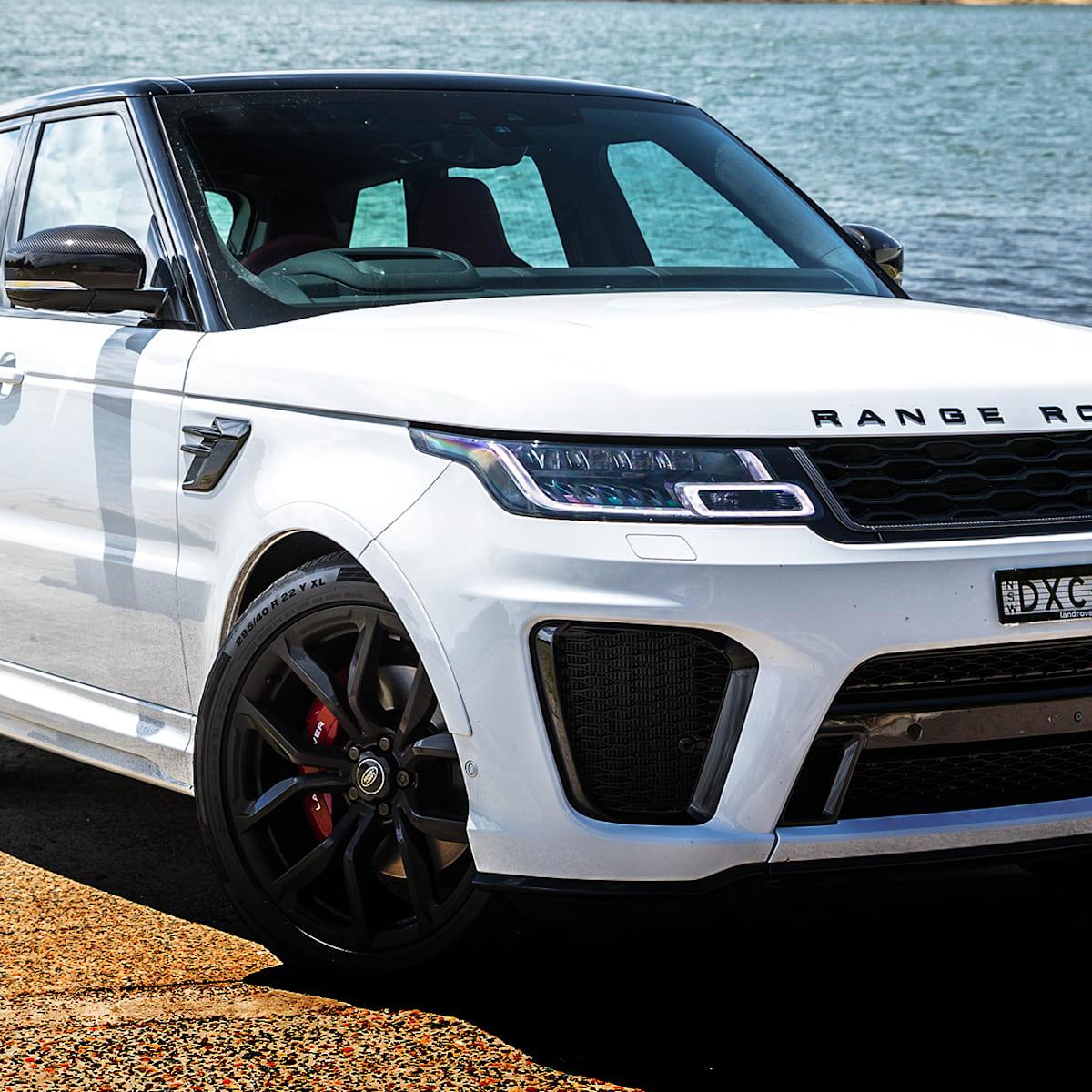 Range Rover Svr Price >> 2019 Range Rover Sport Svr Review Caradvice