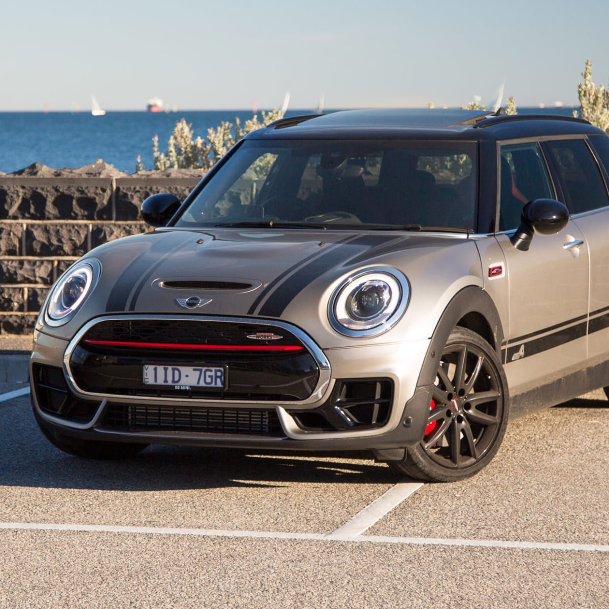 2017 Mini Jcw Clubman Review Caradvice