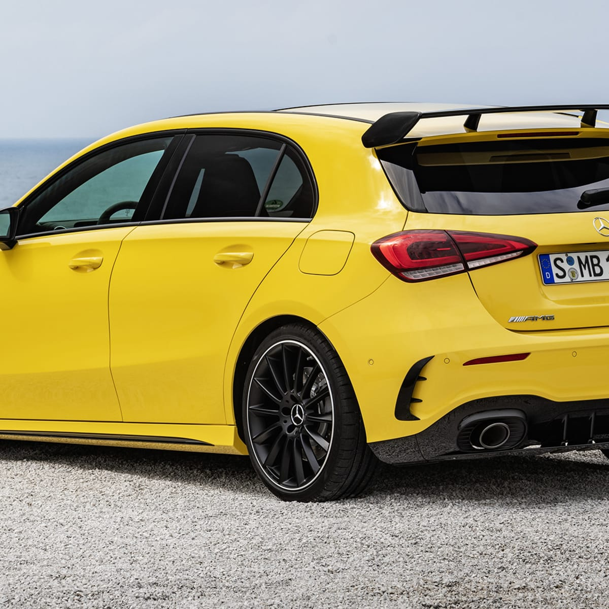 Mercedes A45 Amg Performance Parts