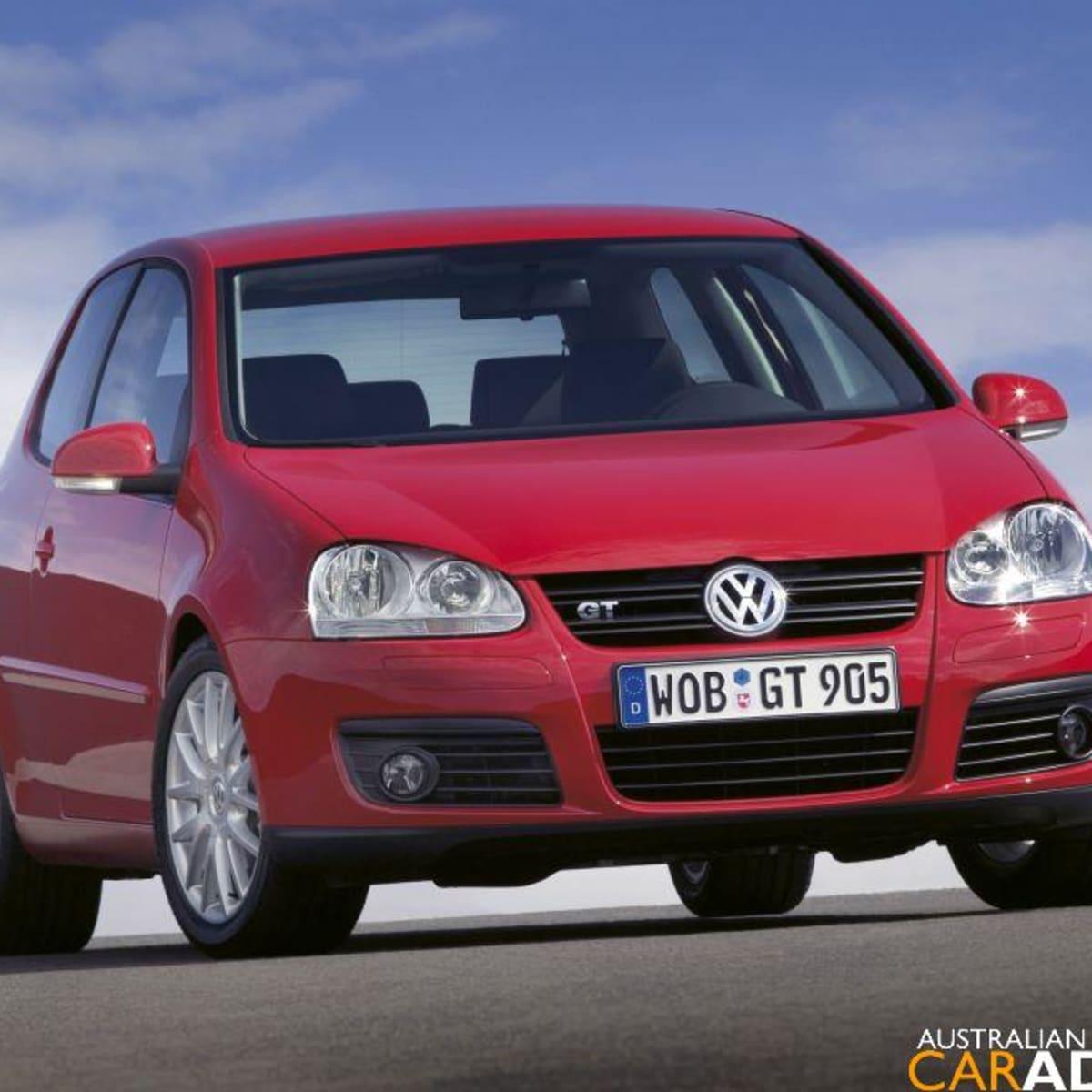 Volkswagen Golf GT Specifications   CarAdvice