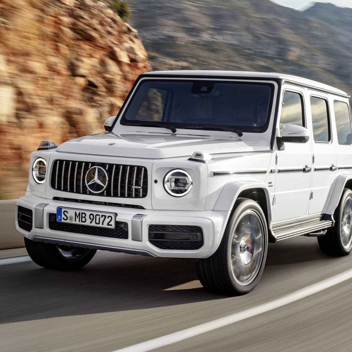 2018 Mercedes Amg G63 Pricing And Specs Caradvice