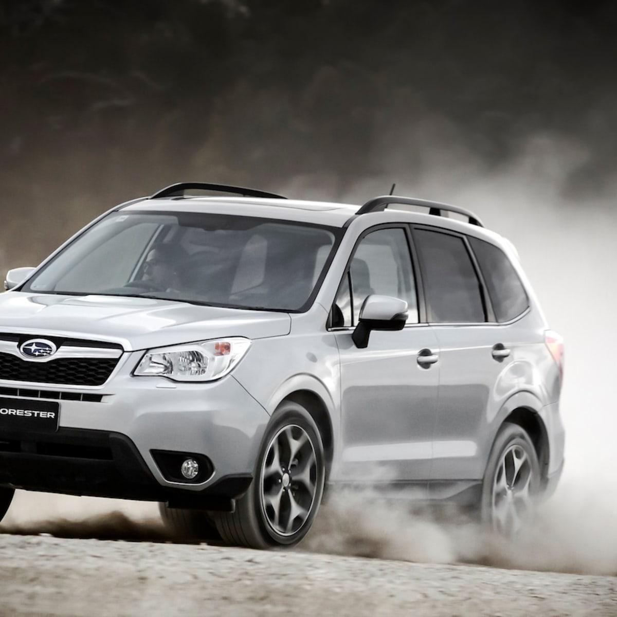 2013 Subaru Forester Review | CarAdvice