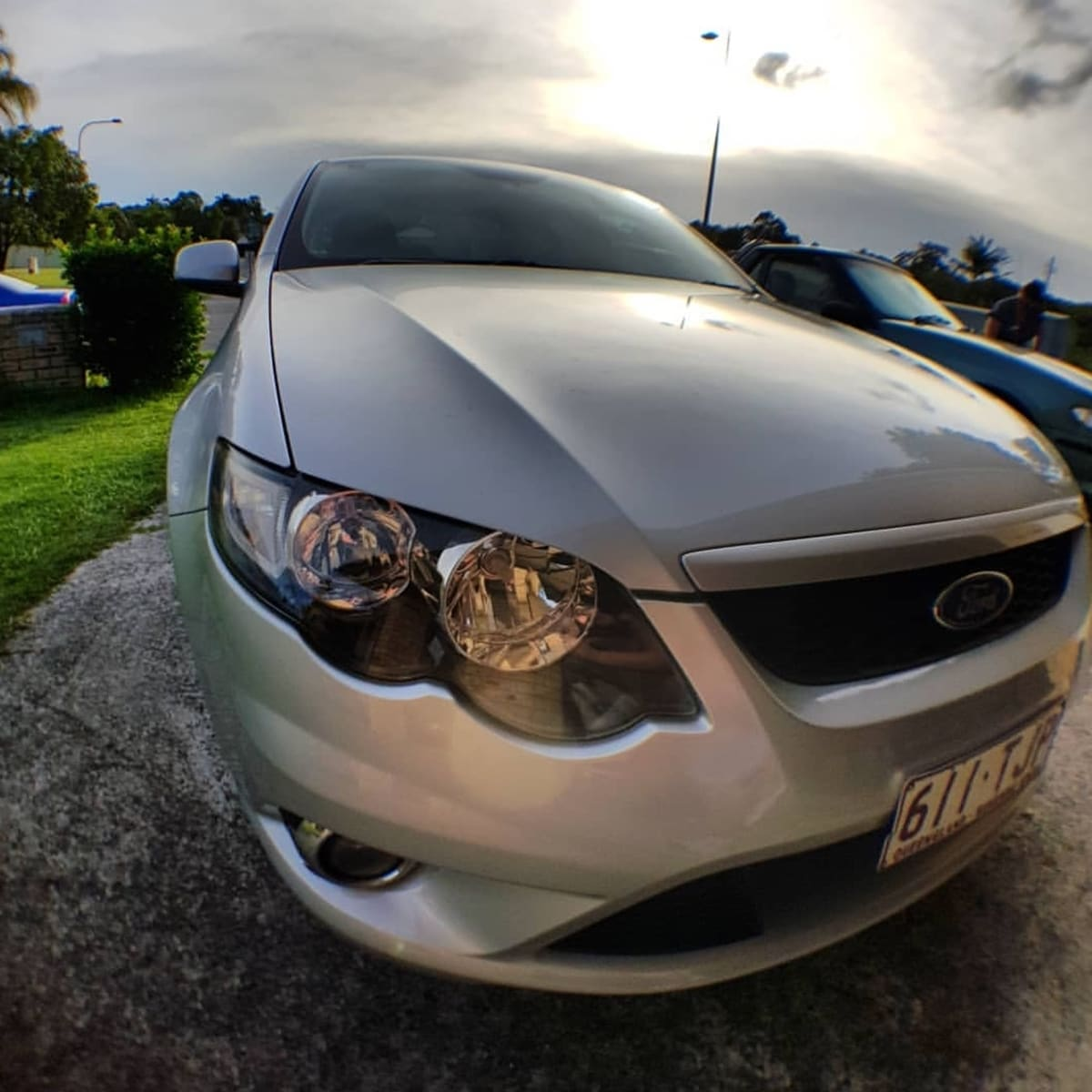 2009 Ford Falcon XR6 review | CarAdvice