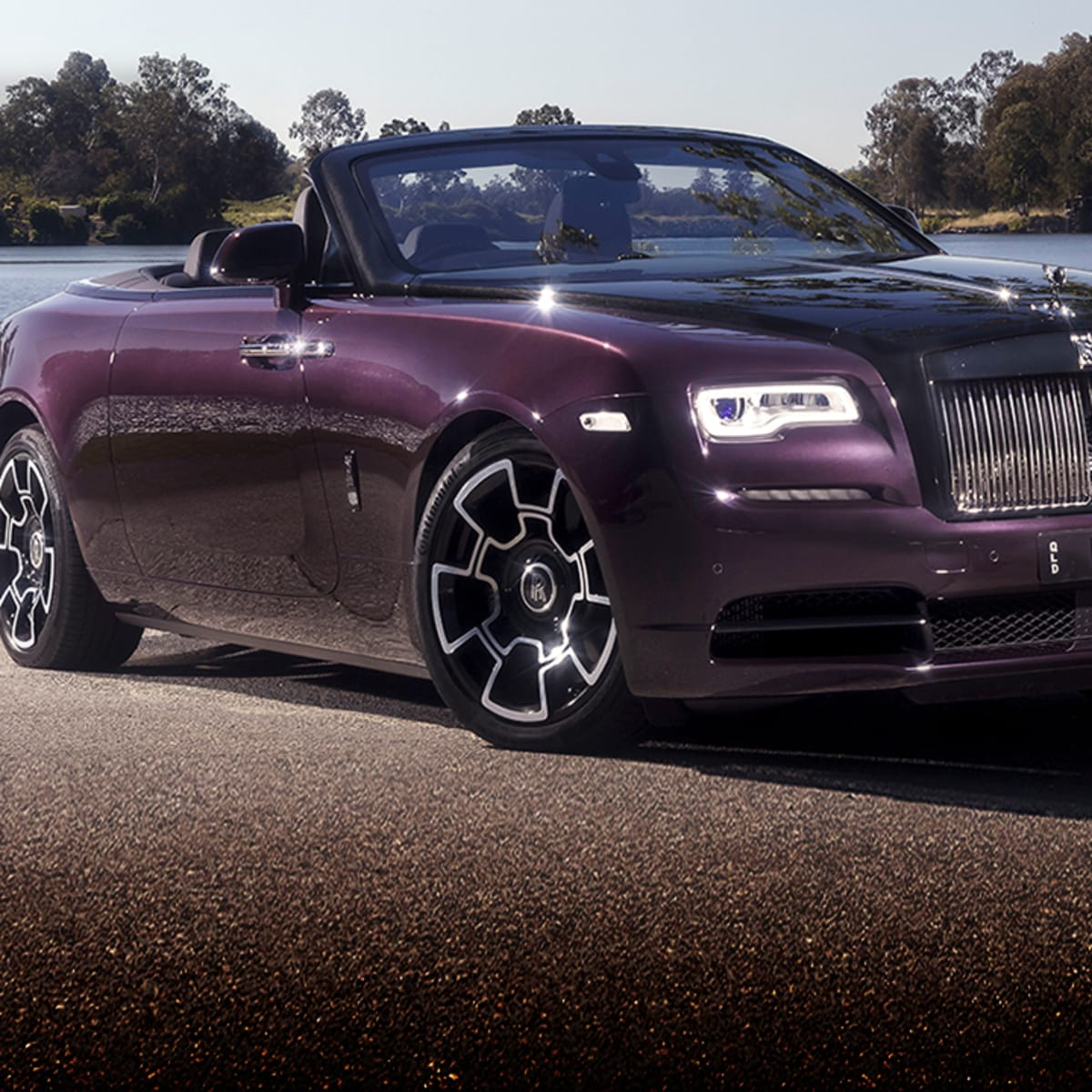 2019 Rolls Royce Dawn Black Badge Review Caradvice
