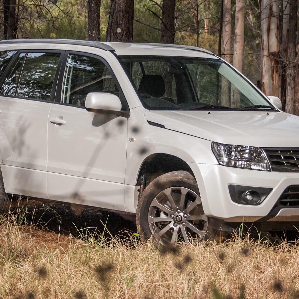 2016 Suzuki Grand Vitara Sport Review   CarAdvice