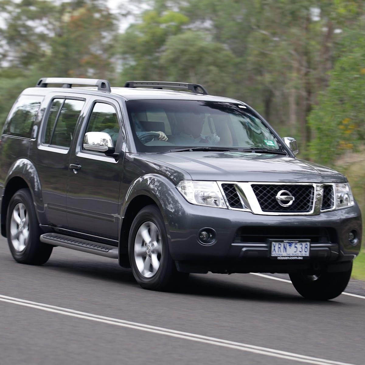 Nissan Pathfinder Review Caradvice