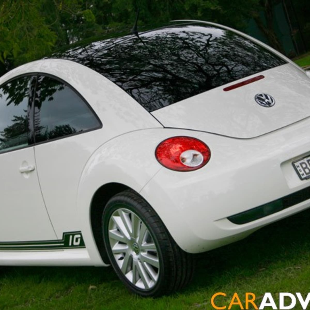 2008 Volkswagen New Beetle Anniversary Edition Review Caradvice
