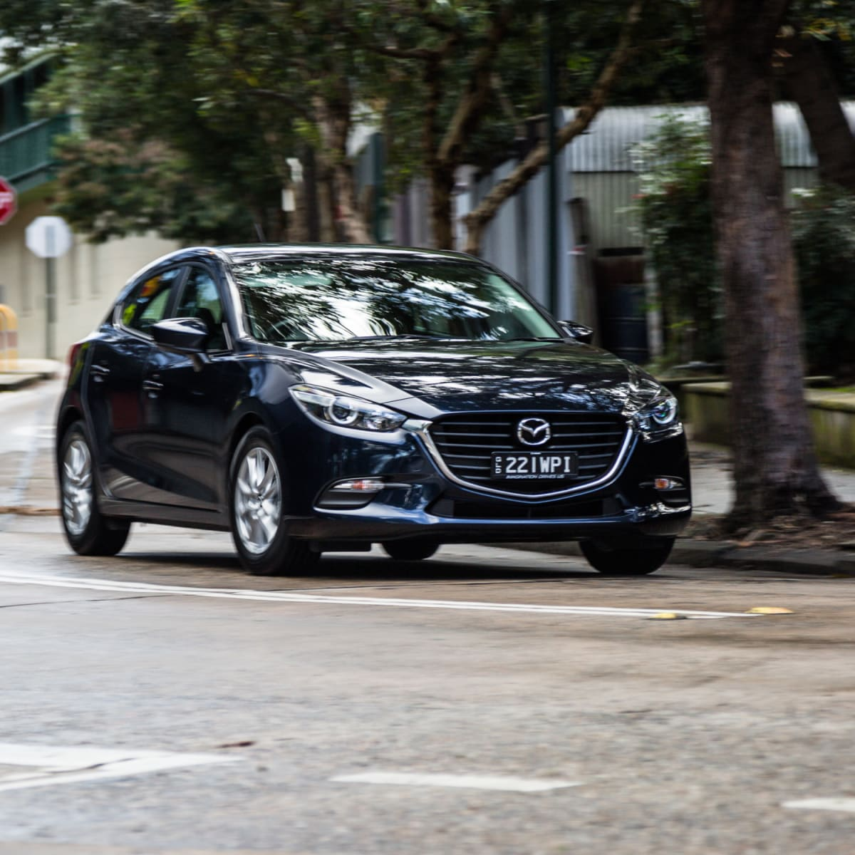 Is My New Car Economical How Does A Mazda 3 Compare To Other Small Cars Caradvice