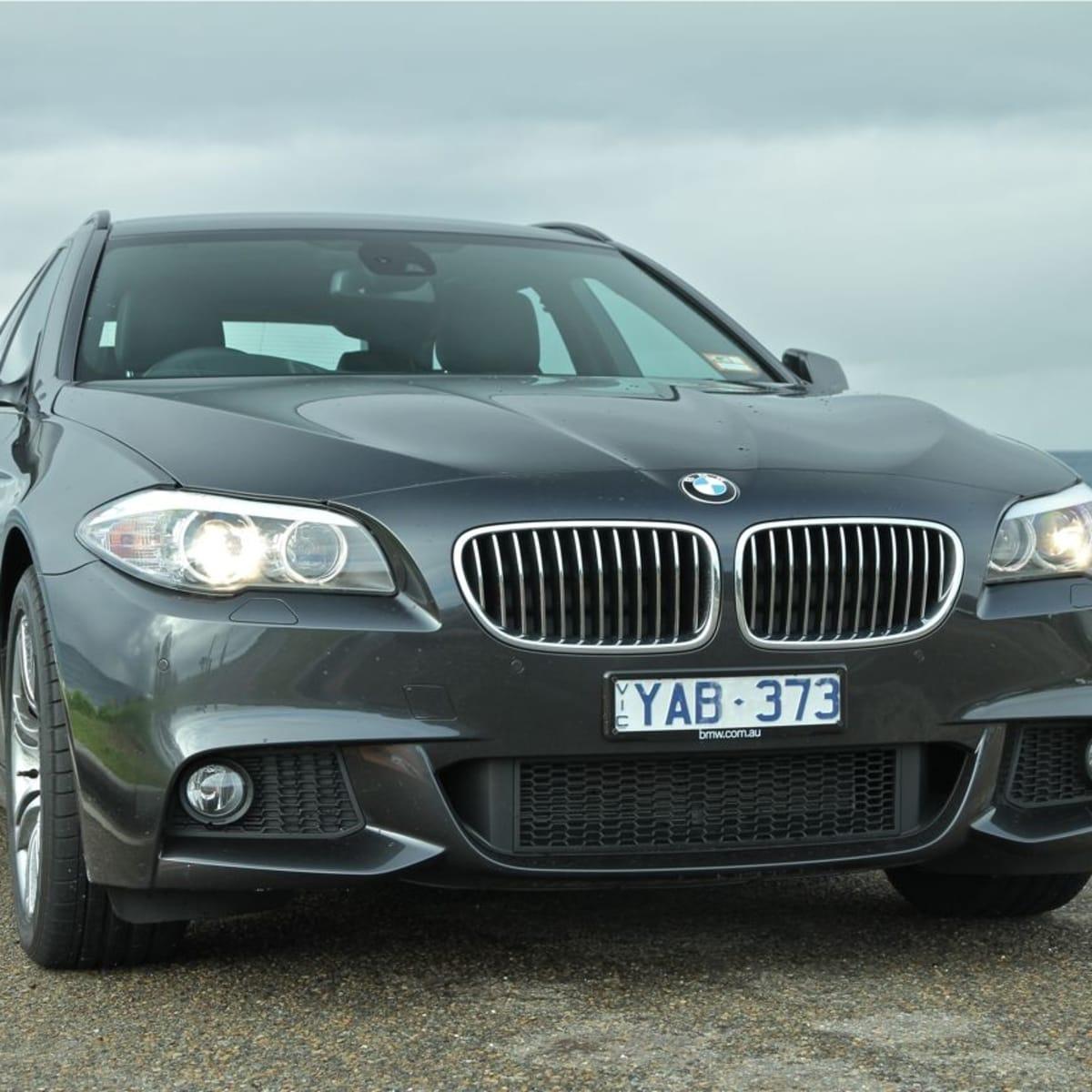 BMW 520d Touring Review | CarAdvice