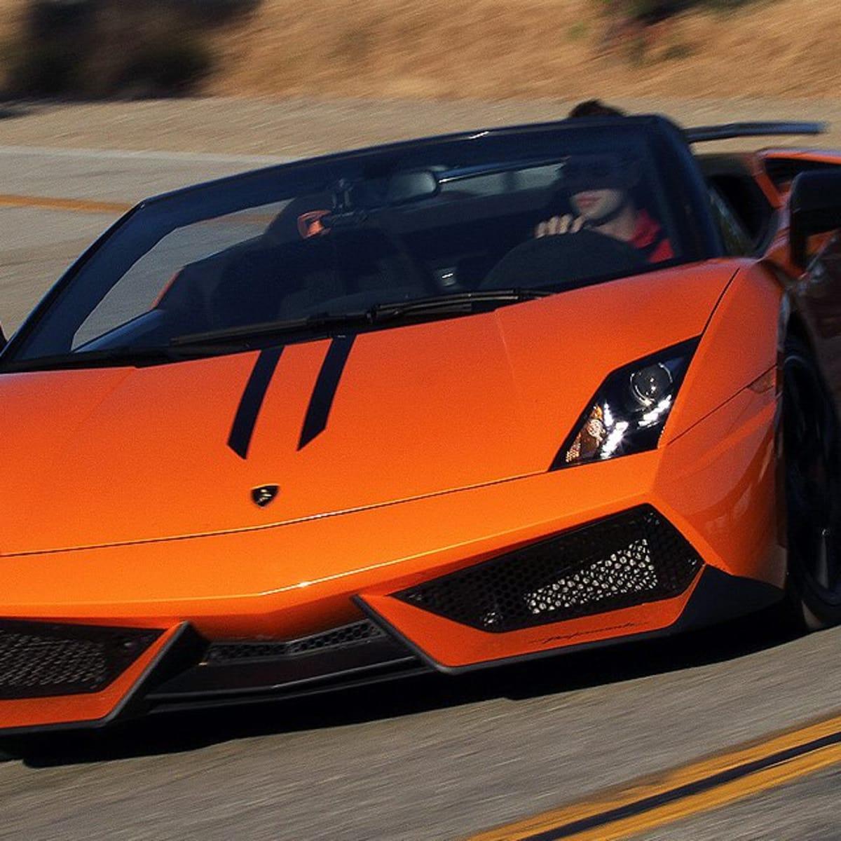 Lamborghini Gallardo Lp 570 4 Spyder Performante Review Caradvice