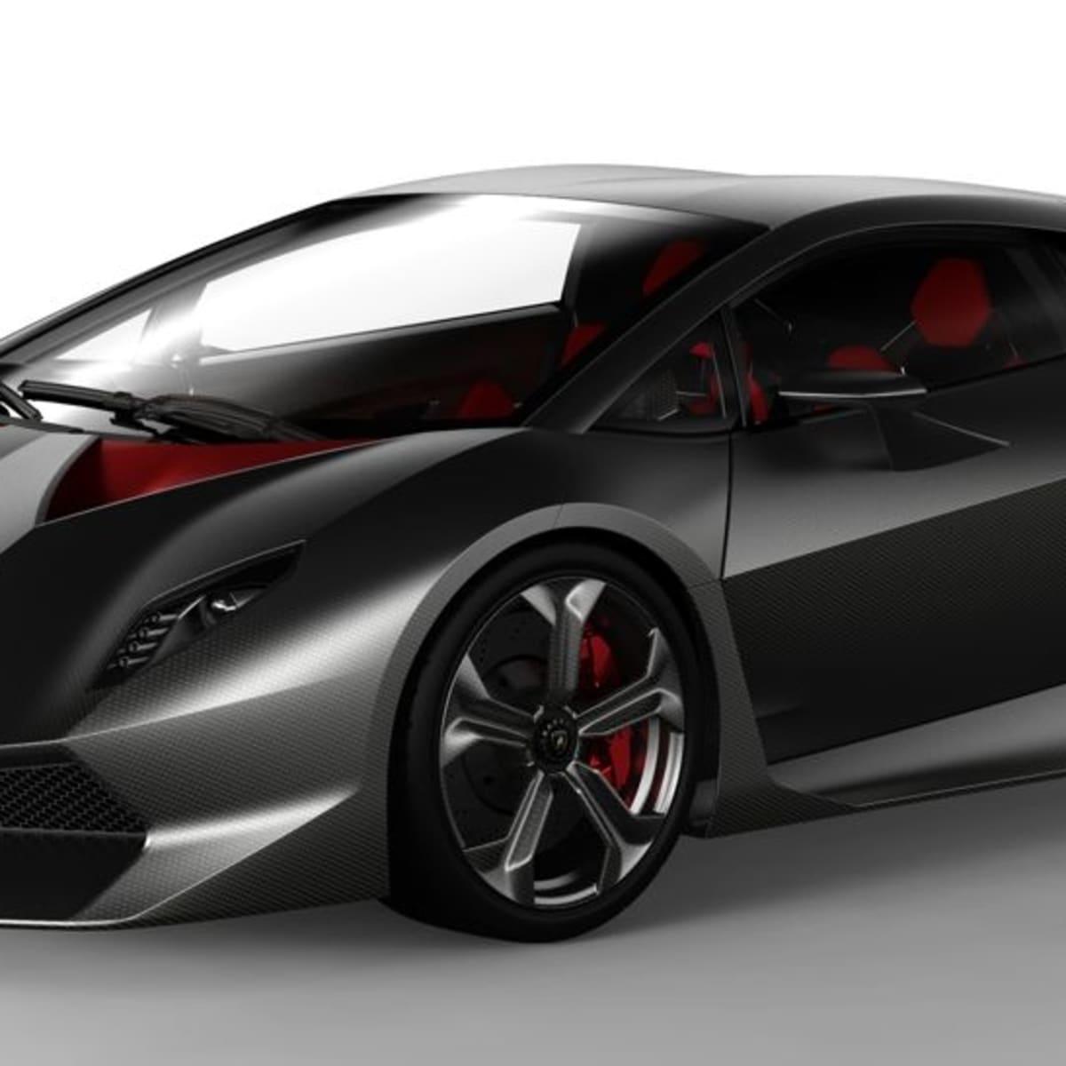 Lamborghini Sesto Elemento Caradvice