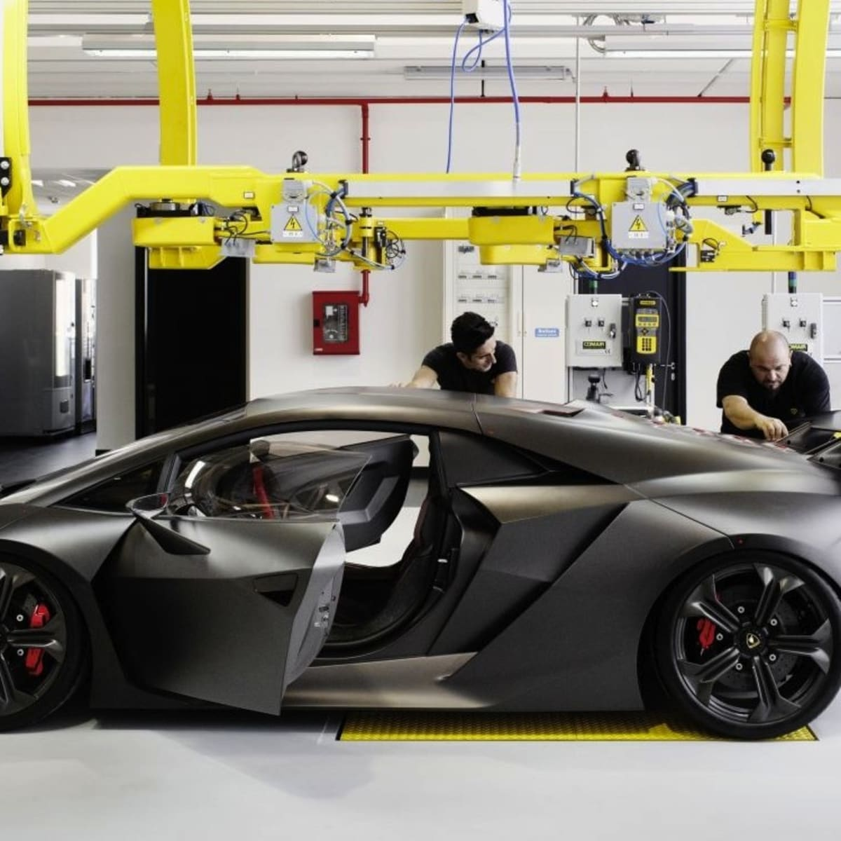 Lamborghini Sesto Elemento Enters Production Caradvice