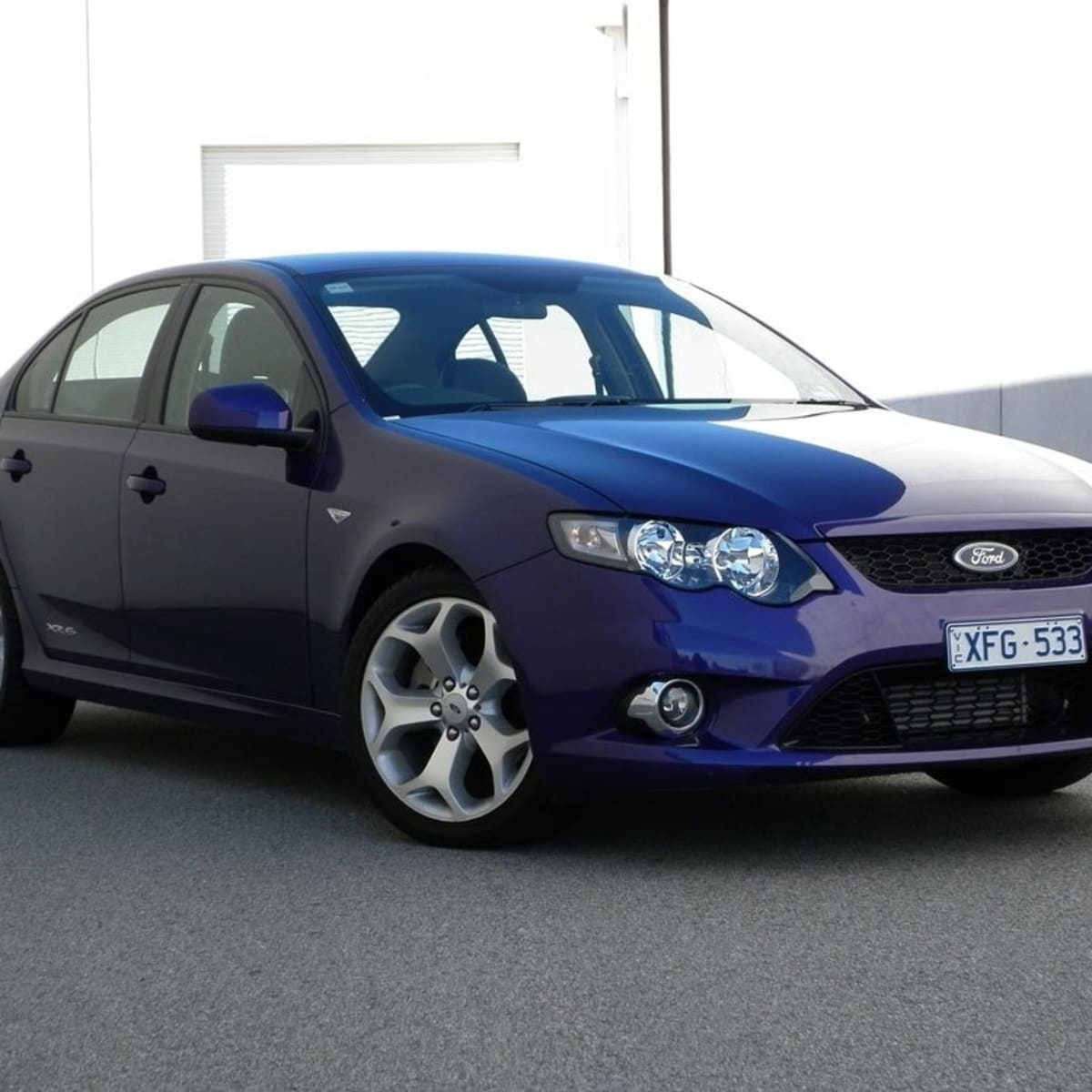 Ford Falcon Xr6 Turbo Review Caradvice