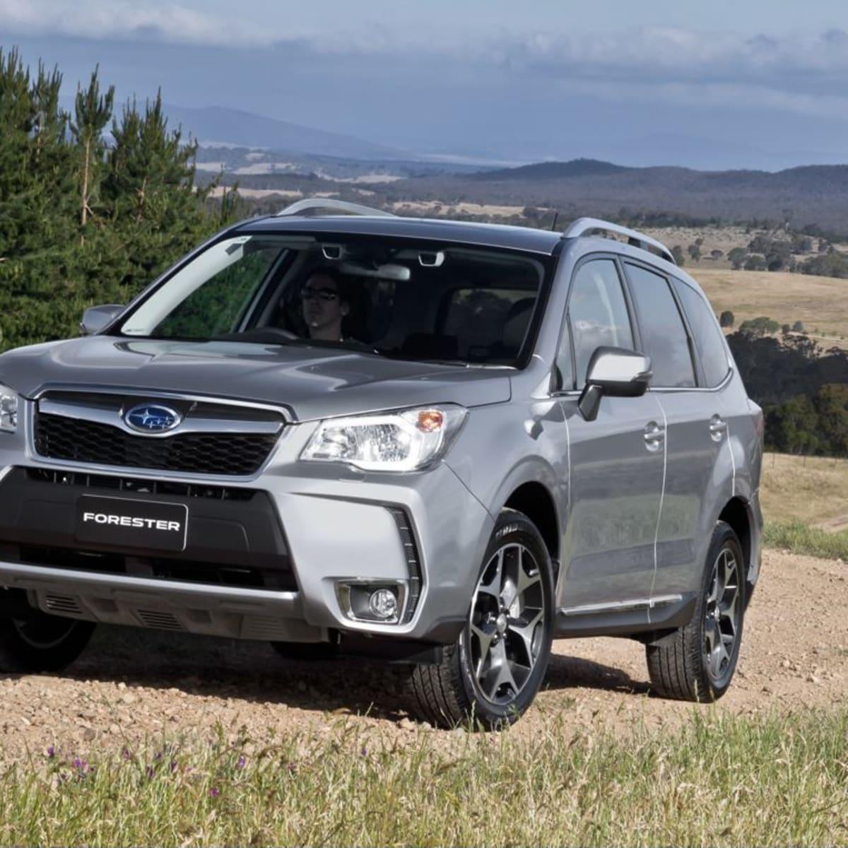 Subaru Forester XT Review | CarAdvice