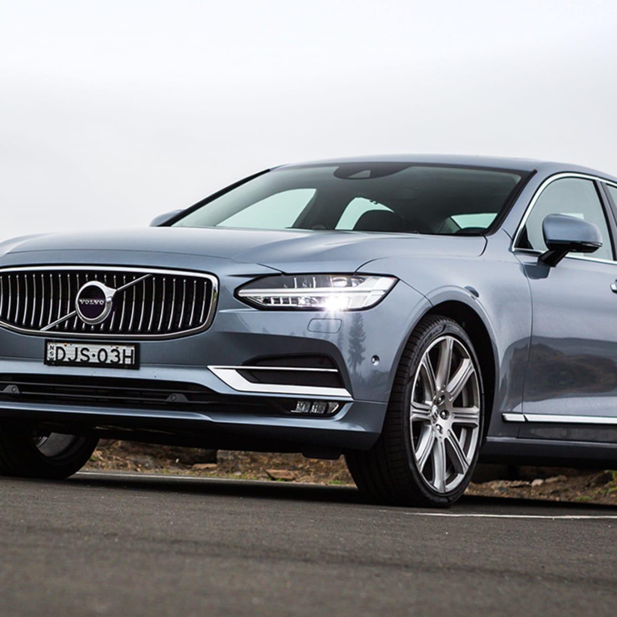 2017 Volvo S90 D5 Inscription review   CarAdvice