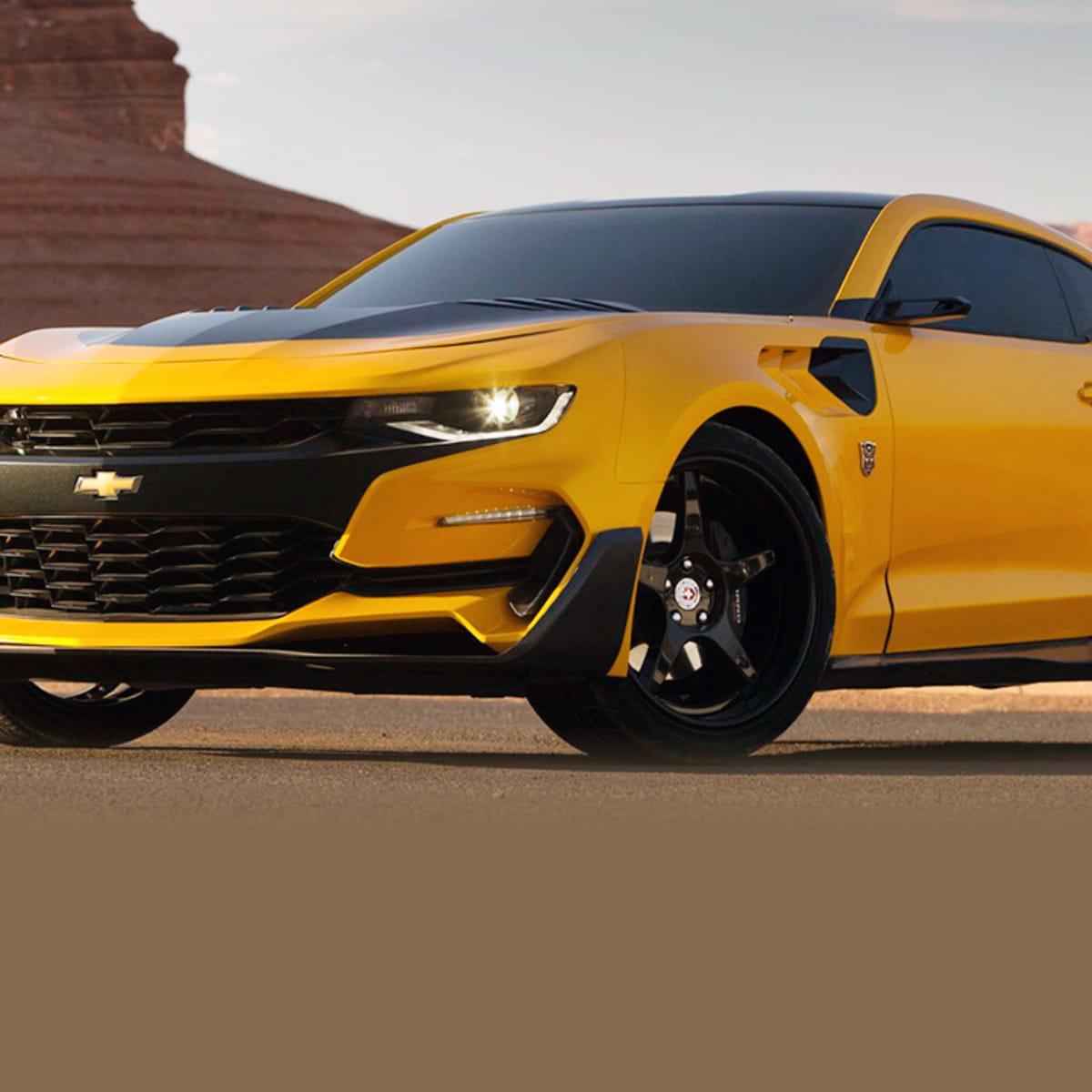 Kekurangan Chevrolet Camaro Transformers Murah Berkualitas