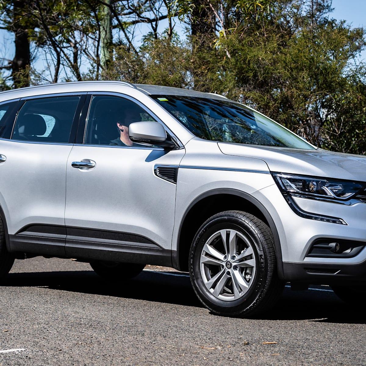 2018 Renault Koleos Life X Tronic 4x2 Review Caradvice
