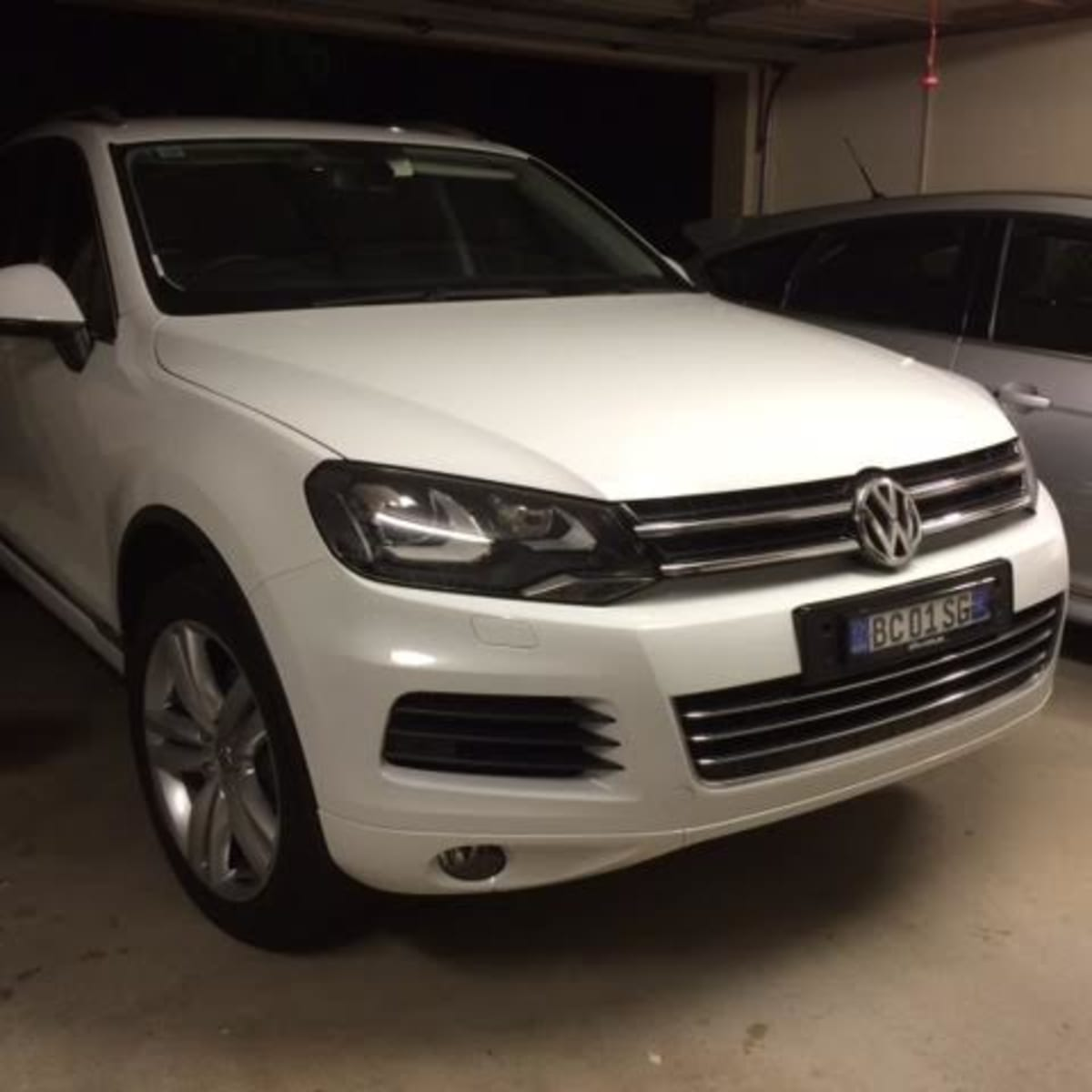 2014 Volkswagen Touareg V6 Tdi Review Caradvice