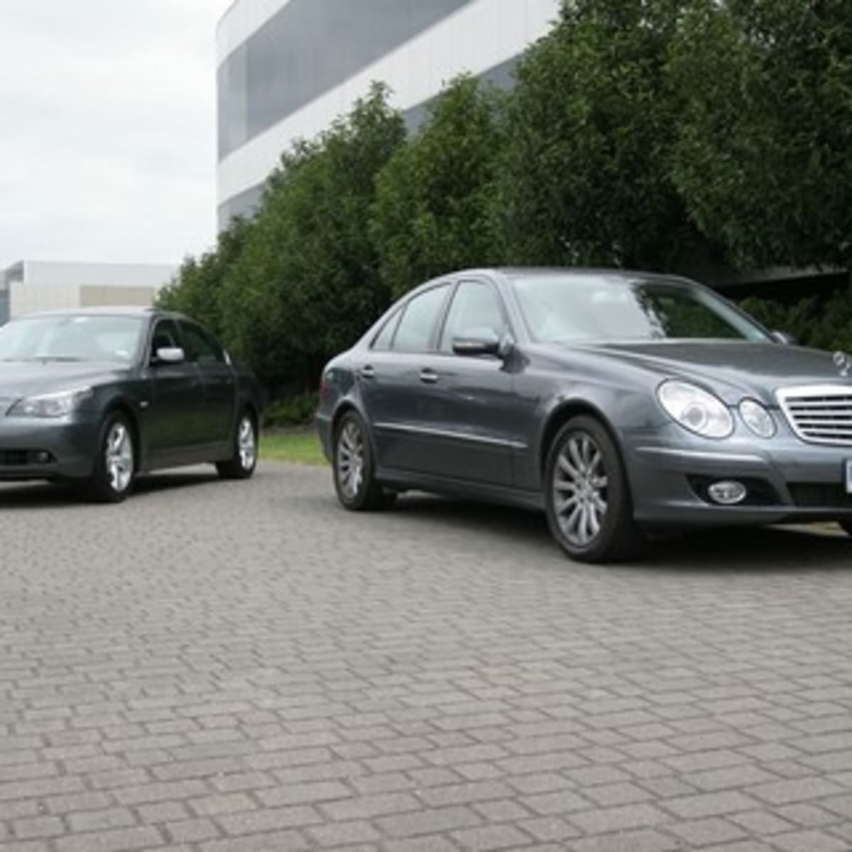 BMW 530d vs Mercedes Benz E280 CDI | CarAdvice