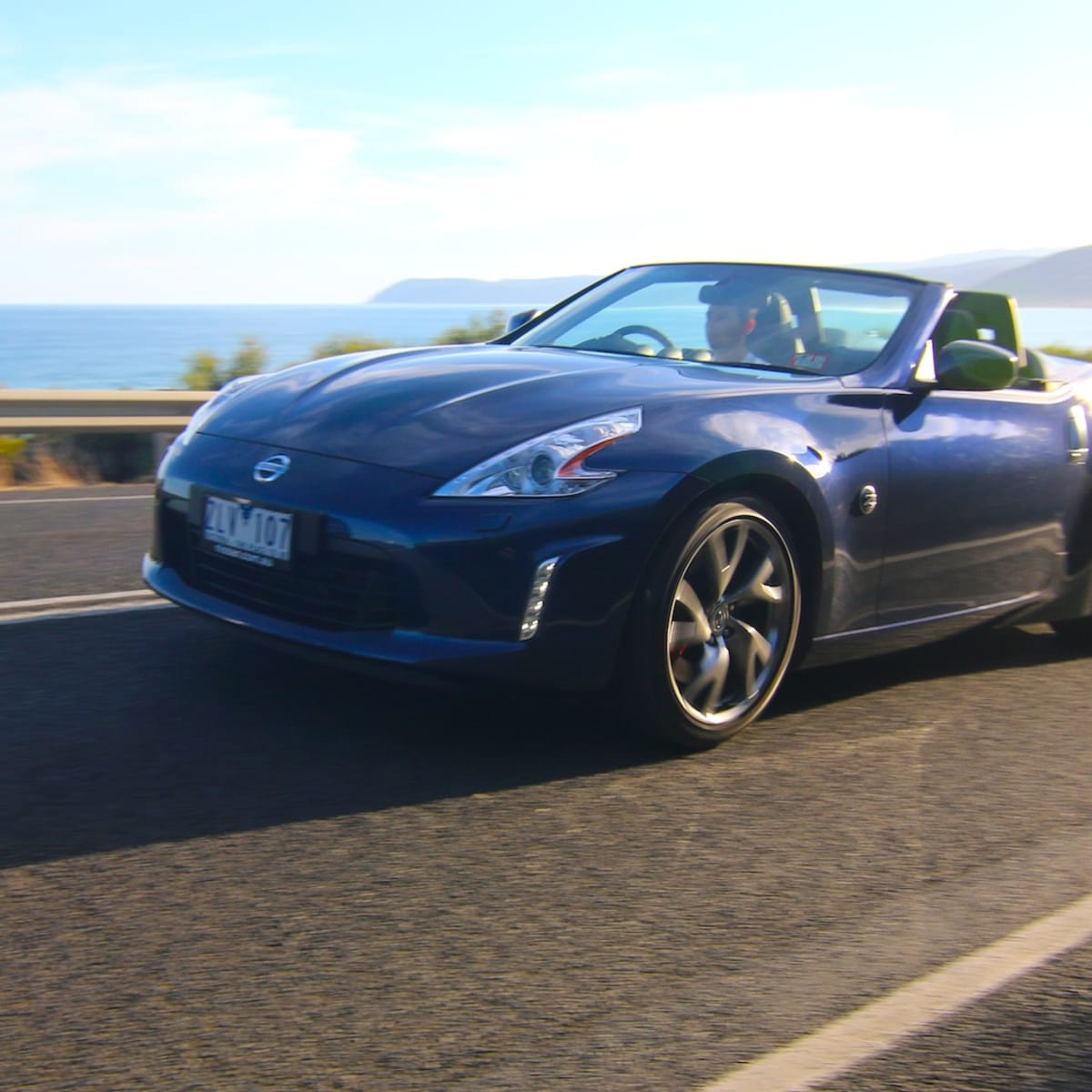 Nissan 370Z Roadster Review   CarAdvice