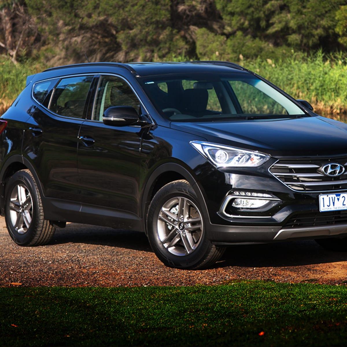 2017 Hyundai Santa Fe Active Diesel Review Caradvice