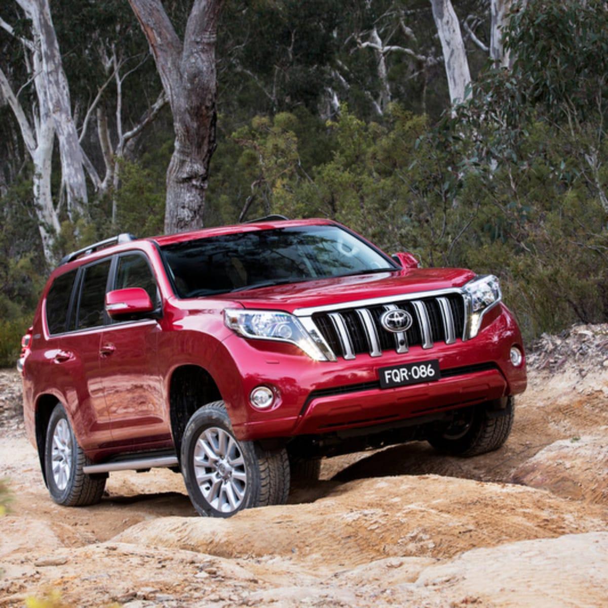 Toyota Prado Review >> 2016 Toyota Landcruiser Prado Review Caradvice