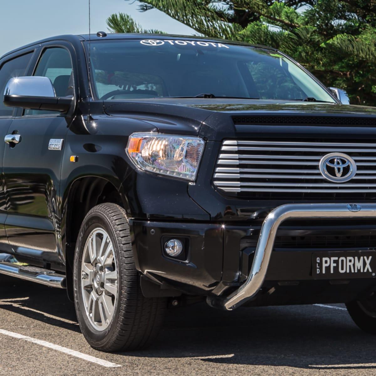 Toyota Tundra Review   CarAdvice
