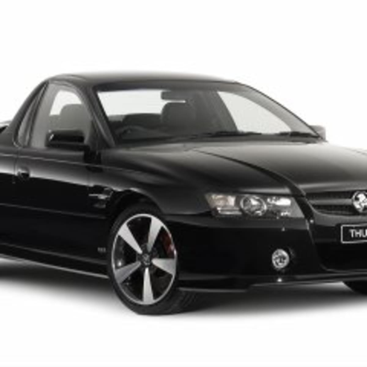 Holden SS Thunder Ute 2006 | CarAdvice