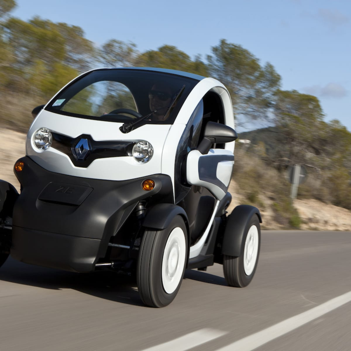 Renault Twizy Lands In Australia Caradvice