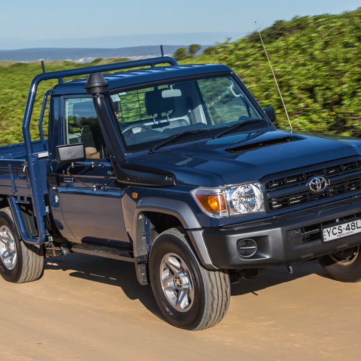 2015 Toyota LandCruiser 70 Review | CarAdvice