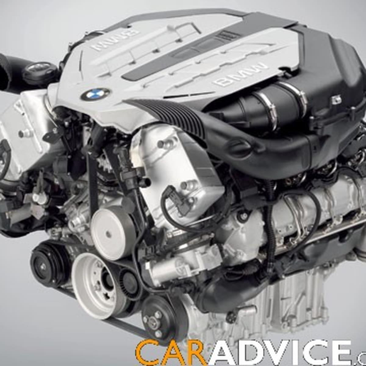 BMW's new twin-turbo V8 (N63) | CarAdvice