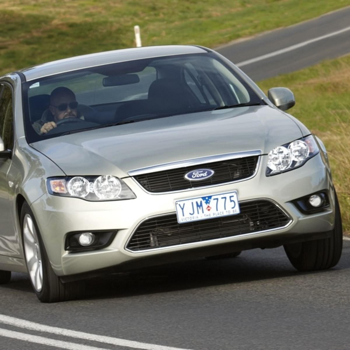 Ford Falcon EcoLPi Review   CarAdvice