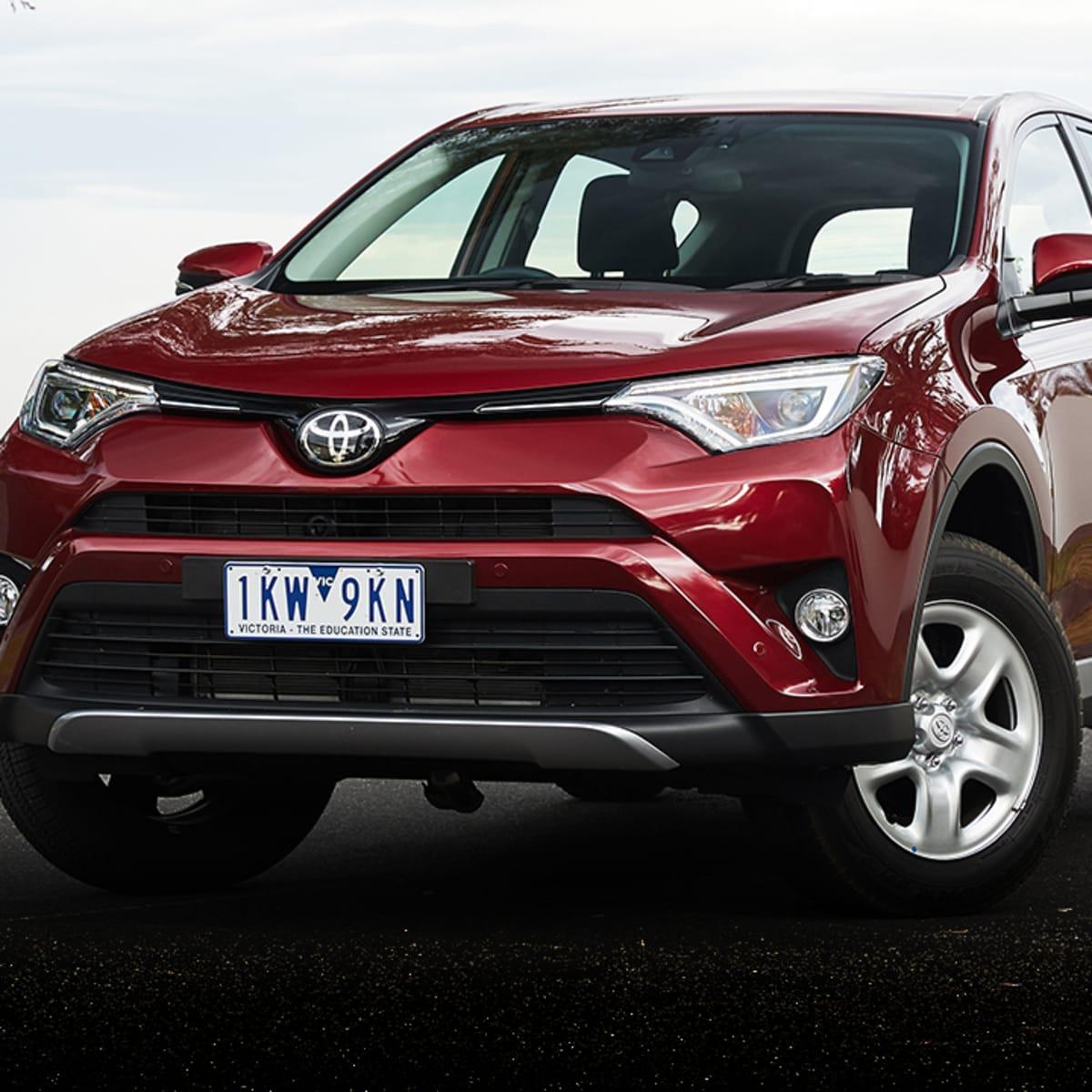 2018 Toyota RAV4 GX AWD review   CarAdvice