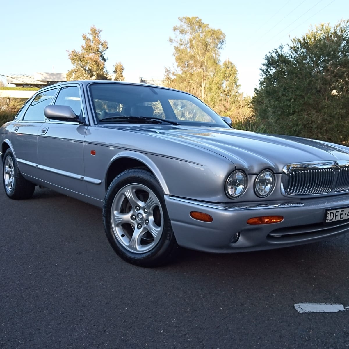 2002 Jaguar Heritage 3 2 Review Caradvice