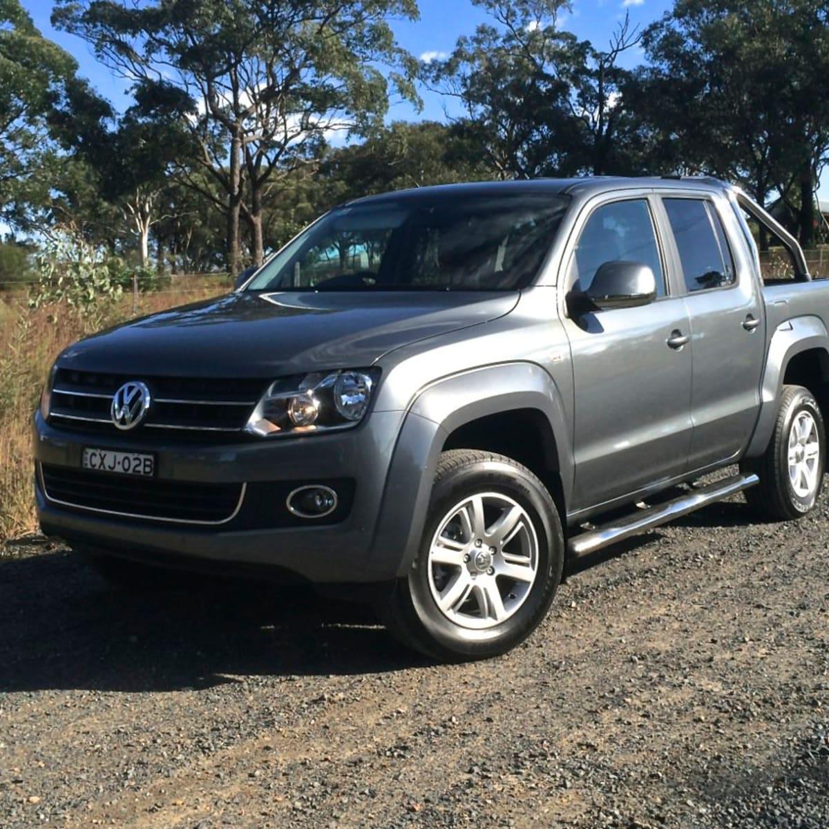 2015 Volkswagen Amarok TDI420 Highline Review | CarAdvice
