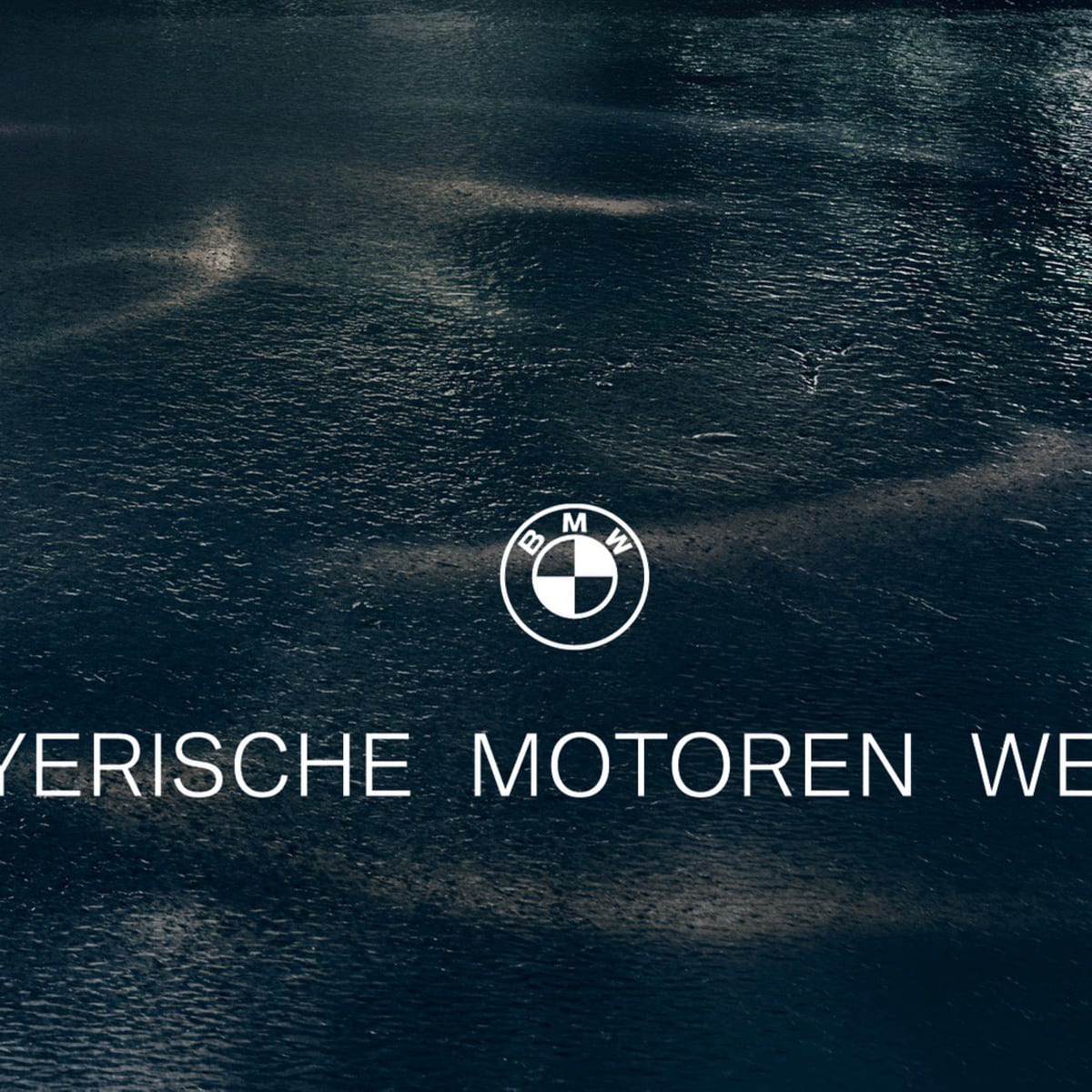 Bmw Unveils New Black And White Logo For Exclusive Models Caradvice