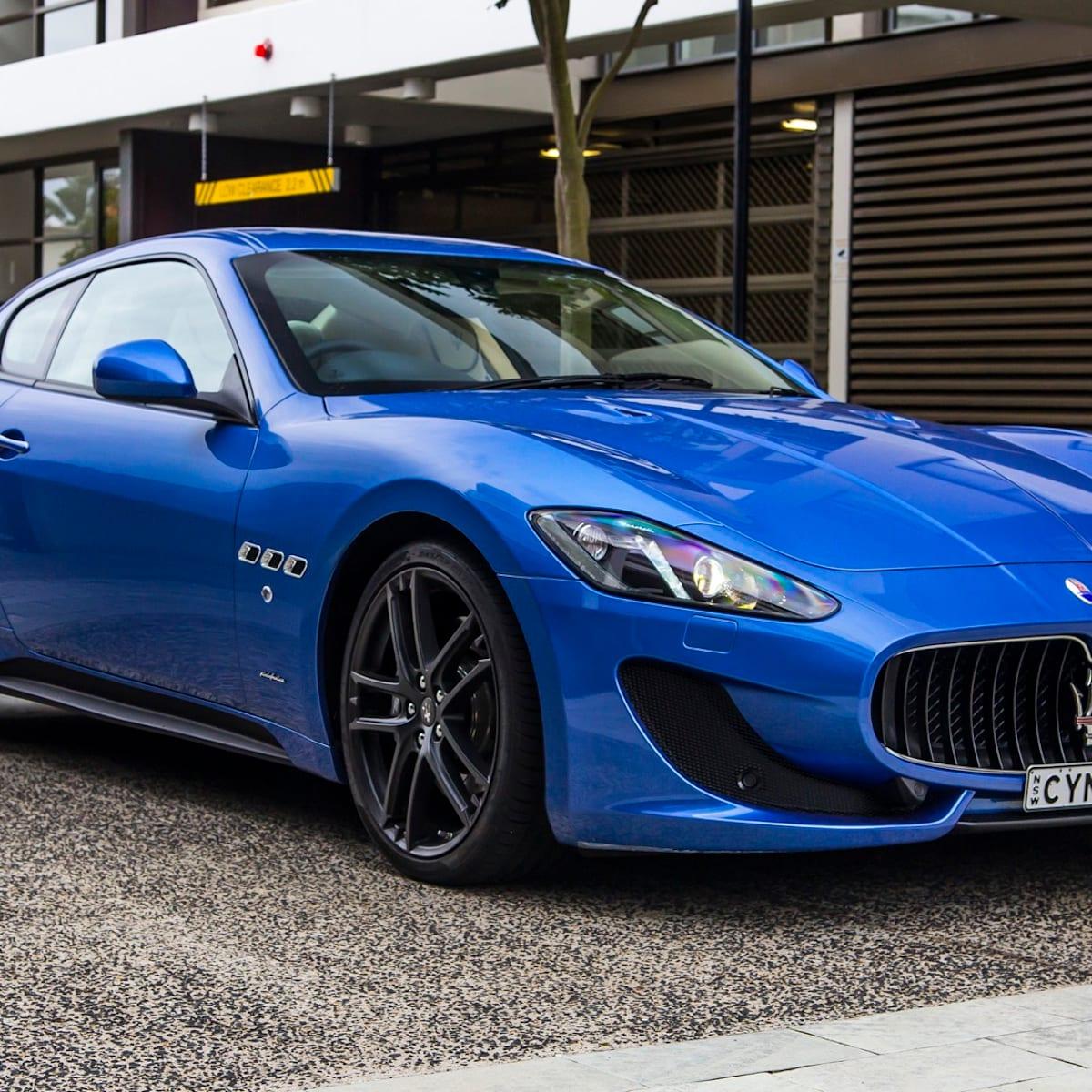 2015 Maserati Granturismo Mc Sportline Review Caradvice