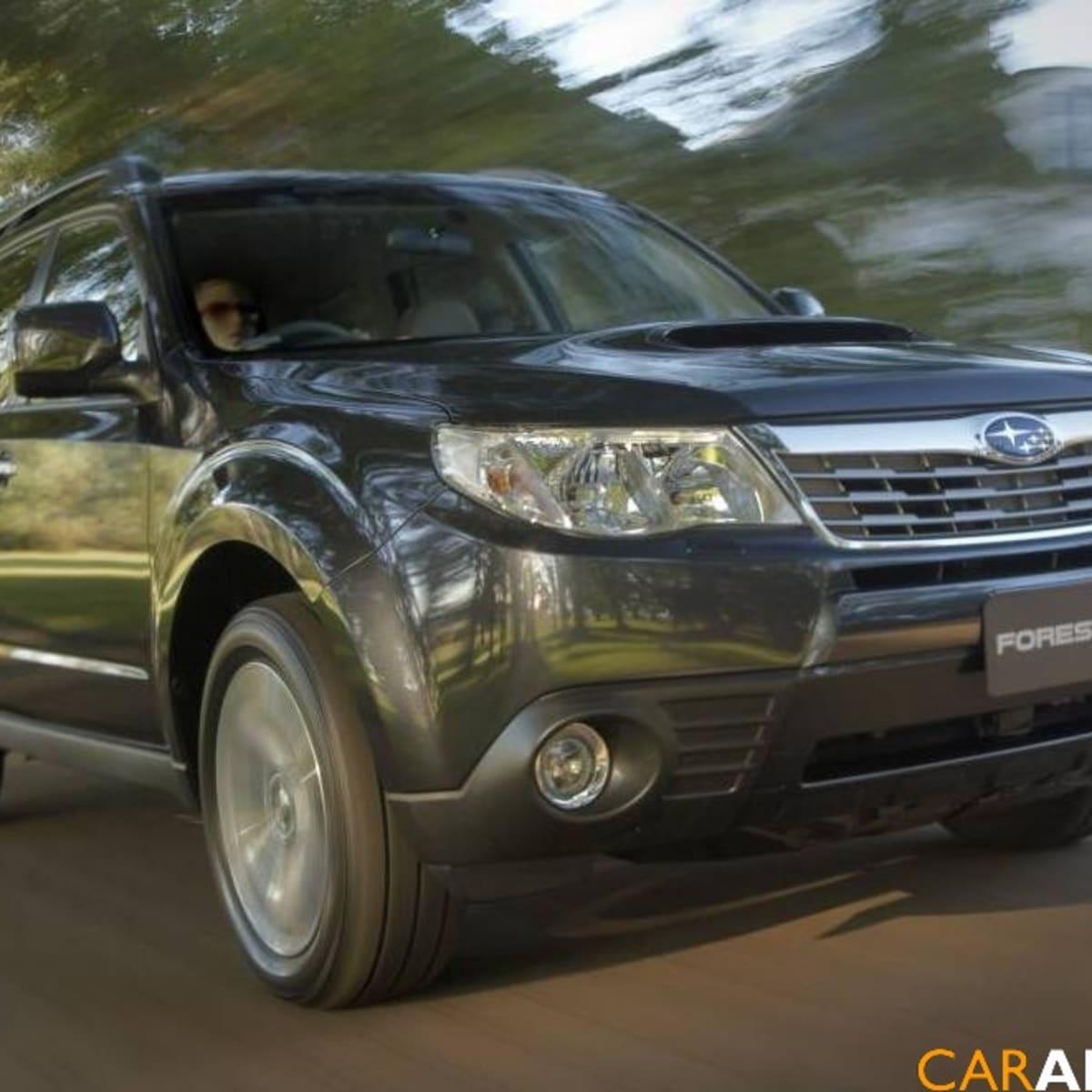 2009 Subaru Forester specifications | CarAdvice