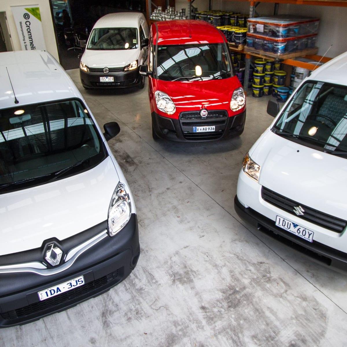 Light Van Comparison : Fiat Doblo v Renault Kangoo v Suzuki APV v