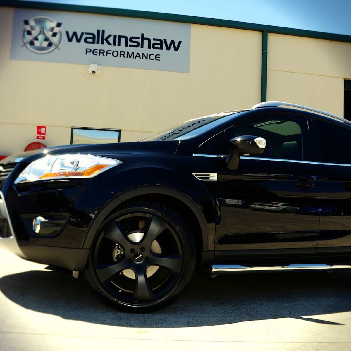 Ford Kuga by Walkinshaw: Aussie tuner's first Ford   CarAdvice