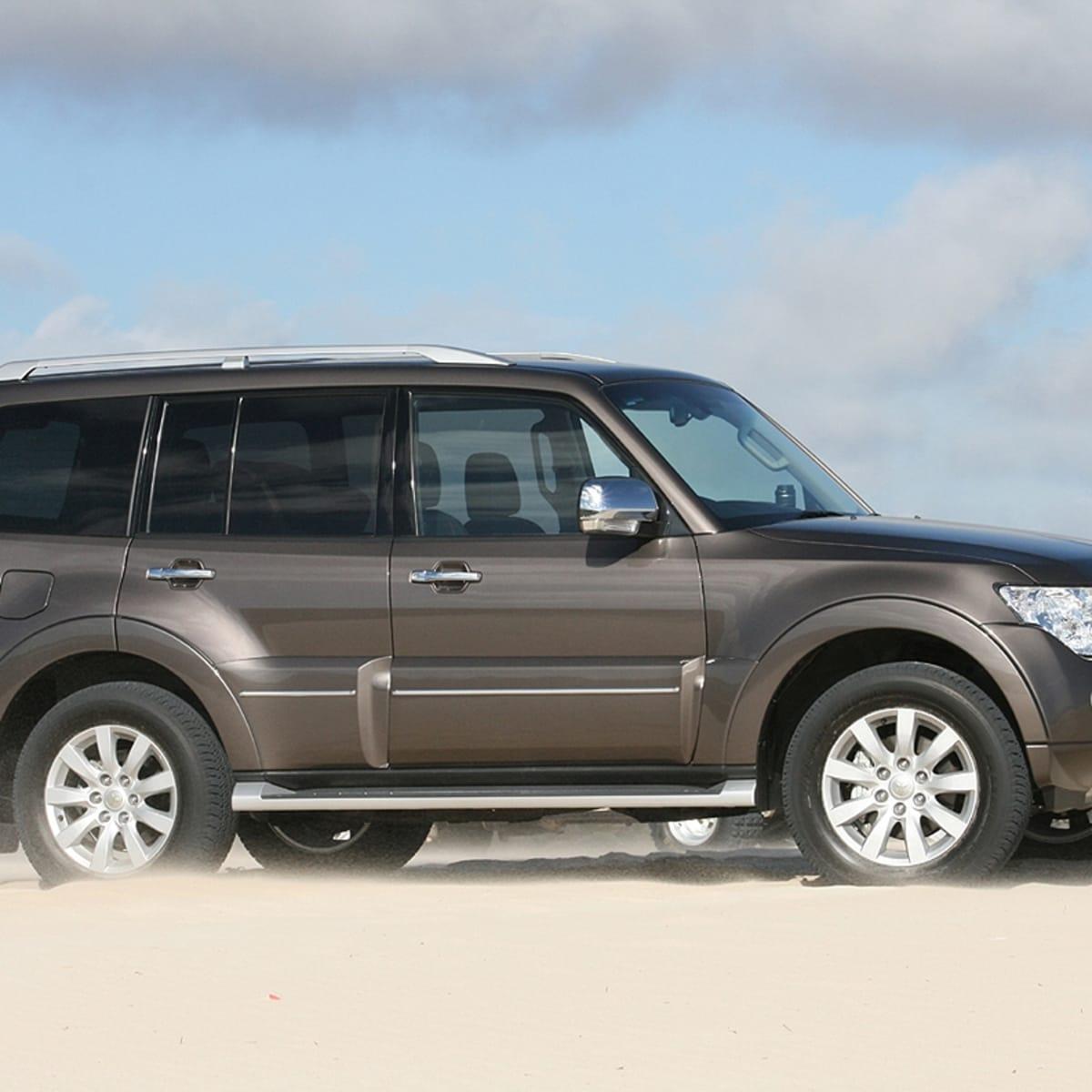 Mitsubishi Pajero Review & Road Test | CarAdvice