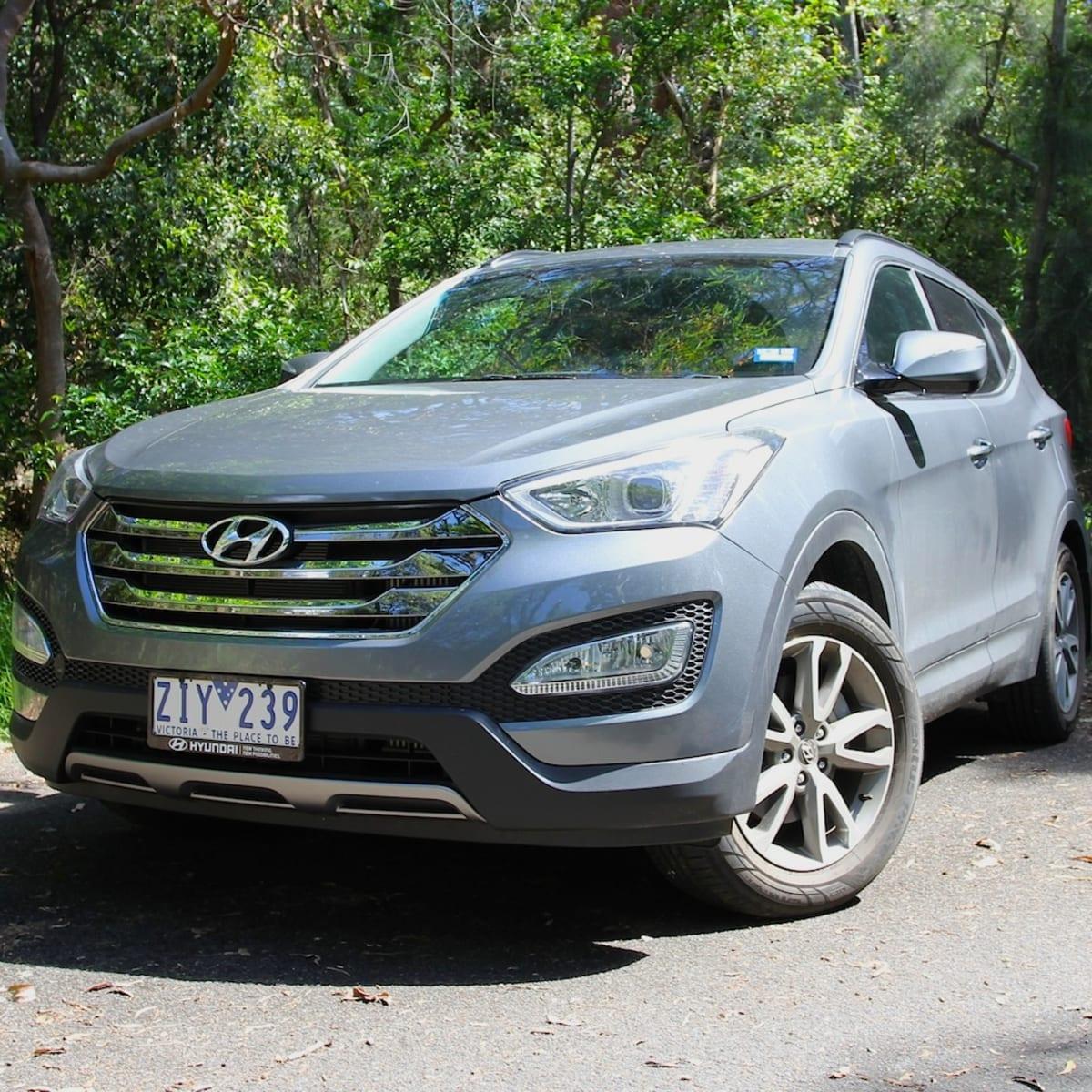 Hyundai Santa Fe Review Long Term Report Two Caradvice