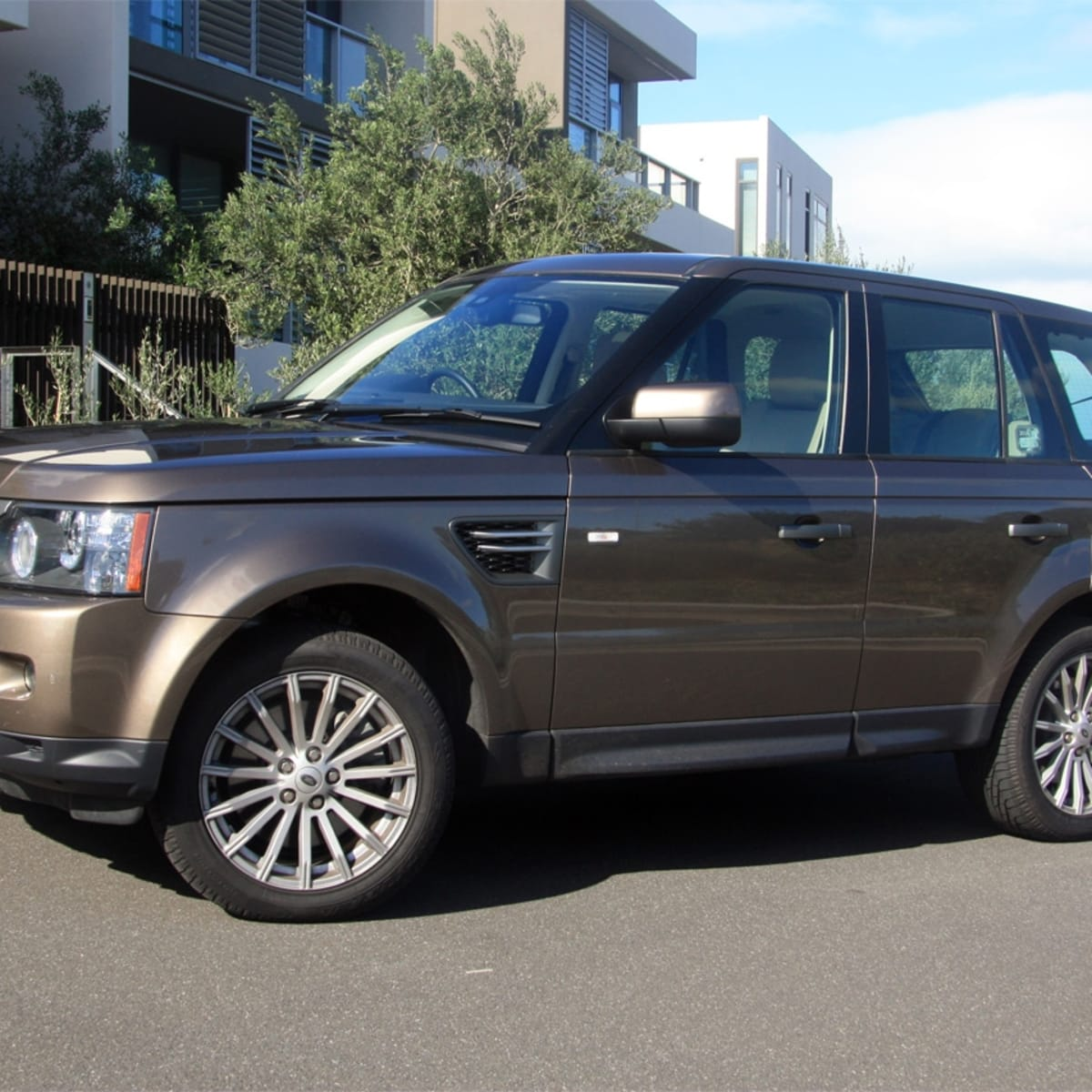 Range Rover Sport Review & Road Test | CarAdvice