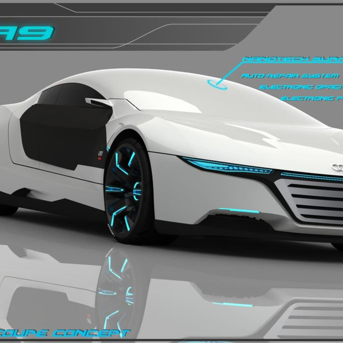 2020 Audi A9 Concept Specs and Review