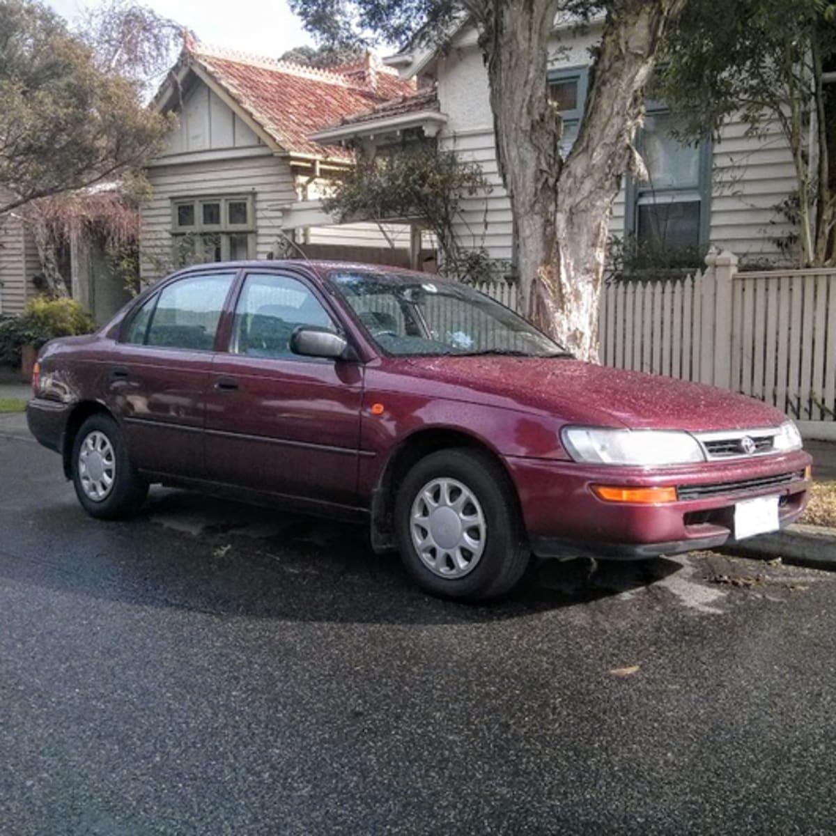 Kelebihan Toyota Corolla 1999 Harga