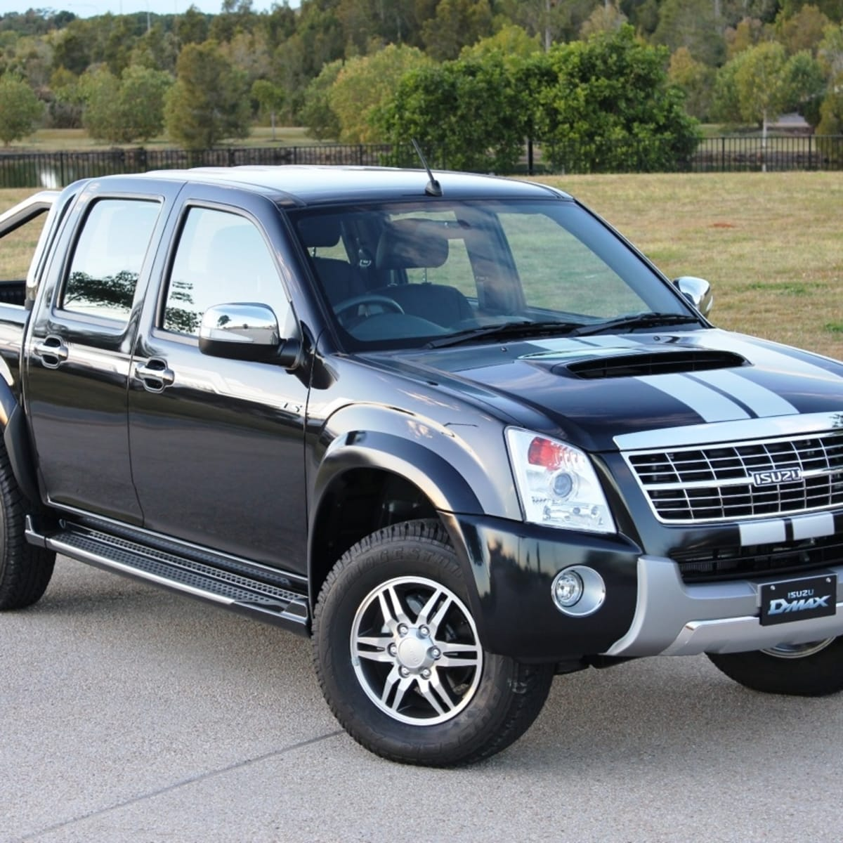 2011 Isuzu D-MAX Limited Edition III now on sale | CarAdvice
