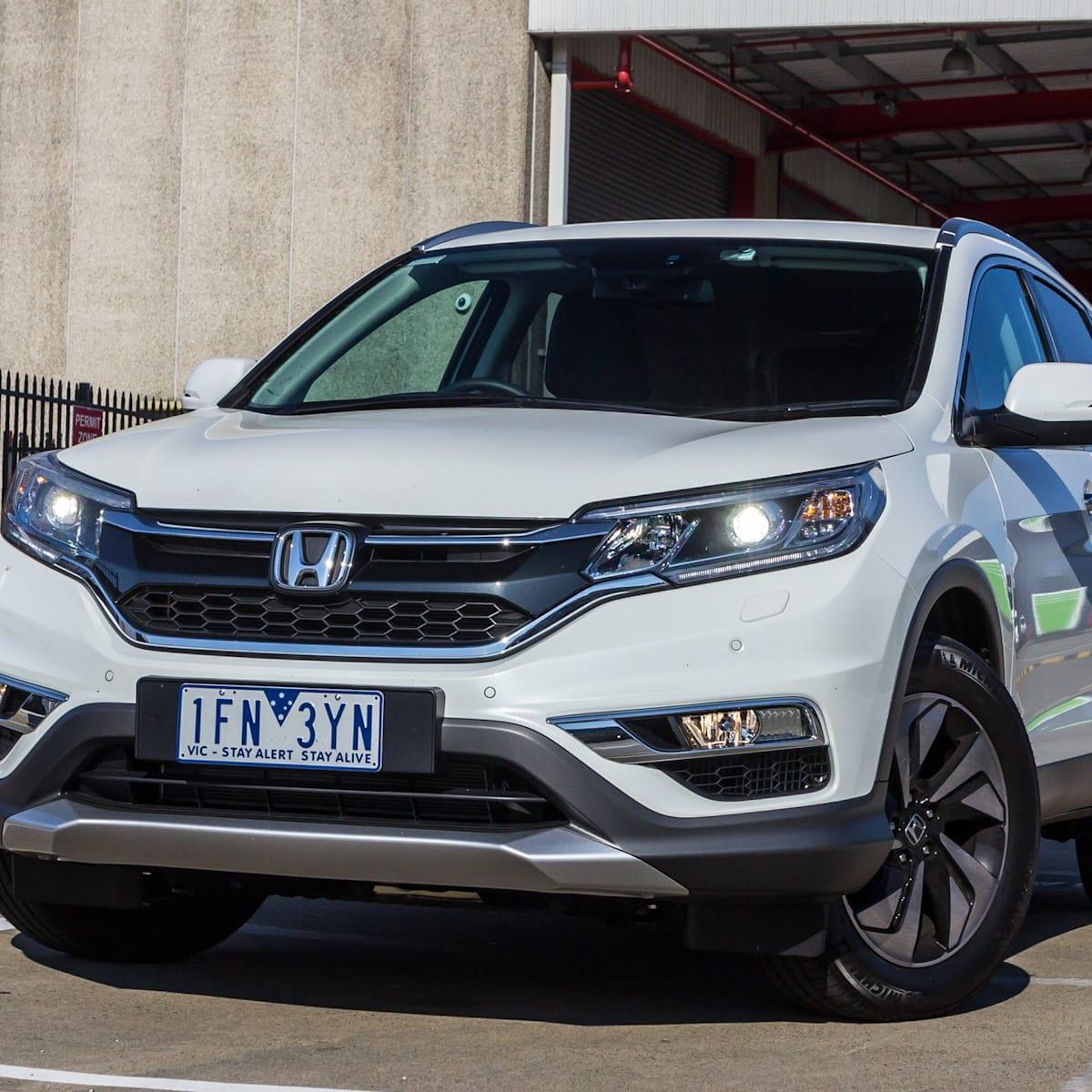 2015 Honda CR-V DTi-L Limited Edition Review   CarAdvice